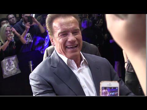 Terminator Genisys Sydney Premiere