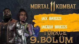 HER ŞEY AİLE İÇİN   Mortal Kombat 11 Türkçe 9. Bölüm