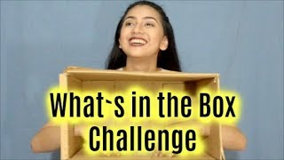 WHAT`S IN THE BOX CHALLENGE!!! (Philippines)