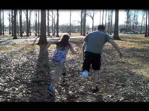 Bonus vid: Amputee race hopping vs running?!