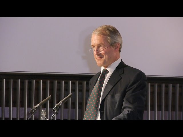 2014 Annual GWPF Lecture. Owen Paterson. 'Keeping The Lights On'.