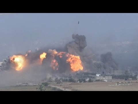 Israel-Hamas violence resumes after 3-day truce