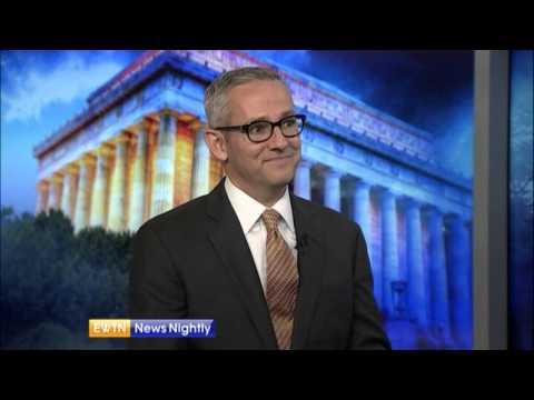 EWTN News Nightly - 09/22/2015 - Brian Patrick