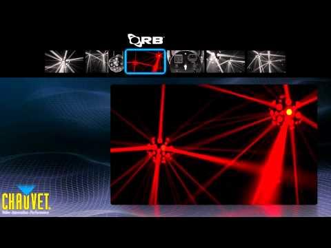 Chauvet Orb Rotating LED Effect Light