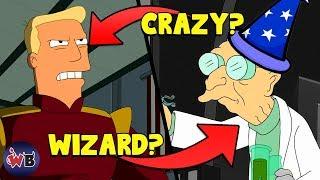 Dark Theories about Futurama That Change Everything