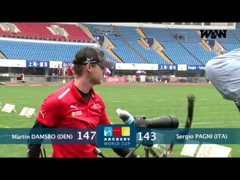 W&W Archery Fan Reporter - Shanghai Day 2 - Ind. Compound Qualifications - World Cup 2013