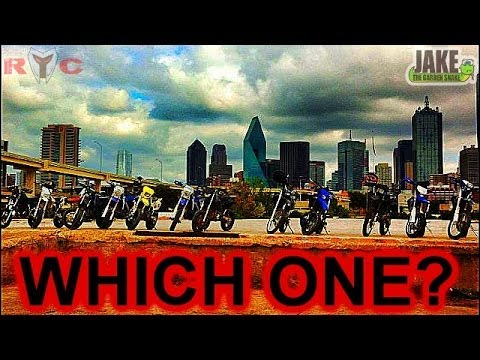 Which SuperMoto Should You Buy?