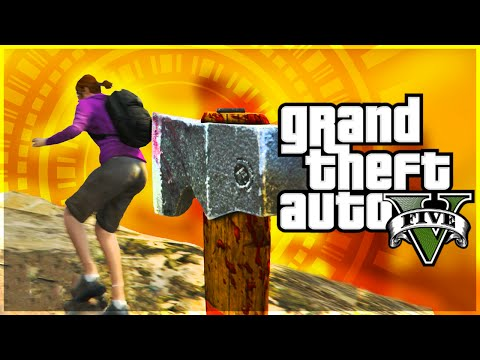 GTA 5 PS4 Gameplay : Weapons, Planes, Parachutes and More (GTA 5 Next Gen First Impressions)