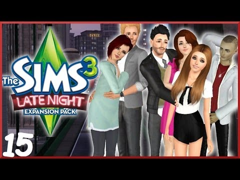 Lets Play: The Sims 3 Latenight-(Part.15)-Dedrick The