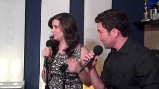 Paranormal Activity - Katie Featherston and Micah Sloat - Part 1