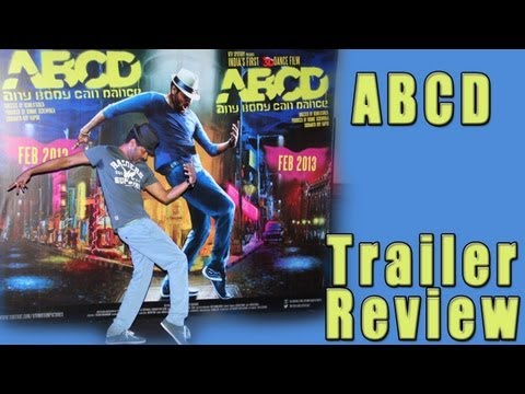 ABCD ( Any Body Can Dance ) - Official Trailer - Prabhudeva - Remo D`Souza