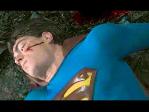 SUPERMAN: DOOMSDAY - The Death of Superman (Fan film 1 of 5) thumbnail