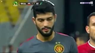 Al Ahly SC Egypt vs taraji Tunis 2 2 Match 16 09 2017