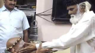 Madurai Aadheenam with Nagor Hanifa.
