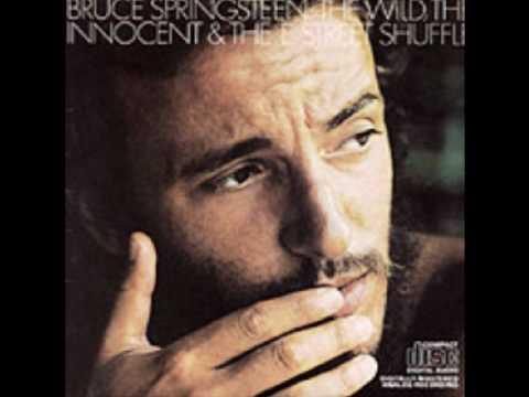 Bruce Springsteen - Bruce Springsteen - The E Street Shuffle