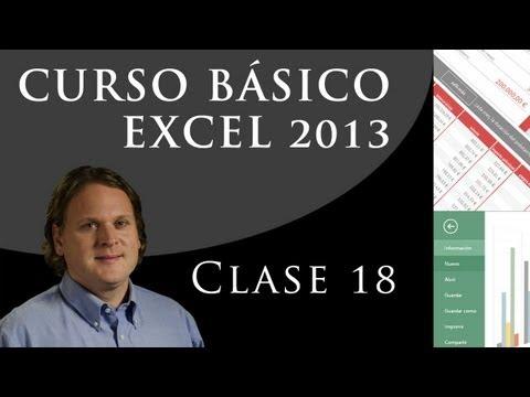 Copiar formatos de celda en Excel. (Clase 18 de 25)