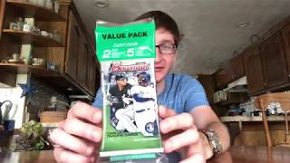 2019 BOWMAN VALUE PACK RIP! FIRST LOOK!