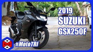 2019 Suzuki Gixxer SF250 | #MotoTRI