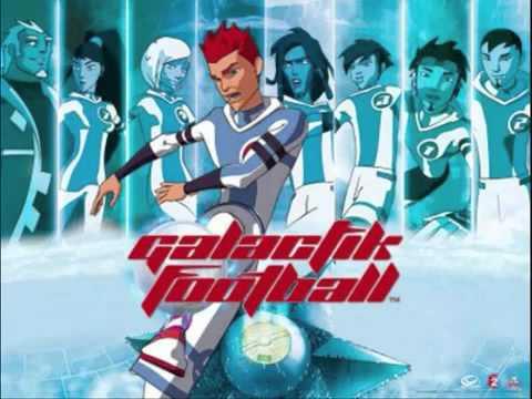 Galactik Football Main Theme video