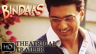 Theatrical Trailer | Bindaas | Dev | Srabanti | Sayantika | 2014