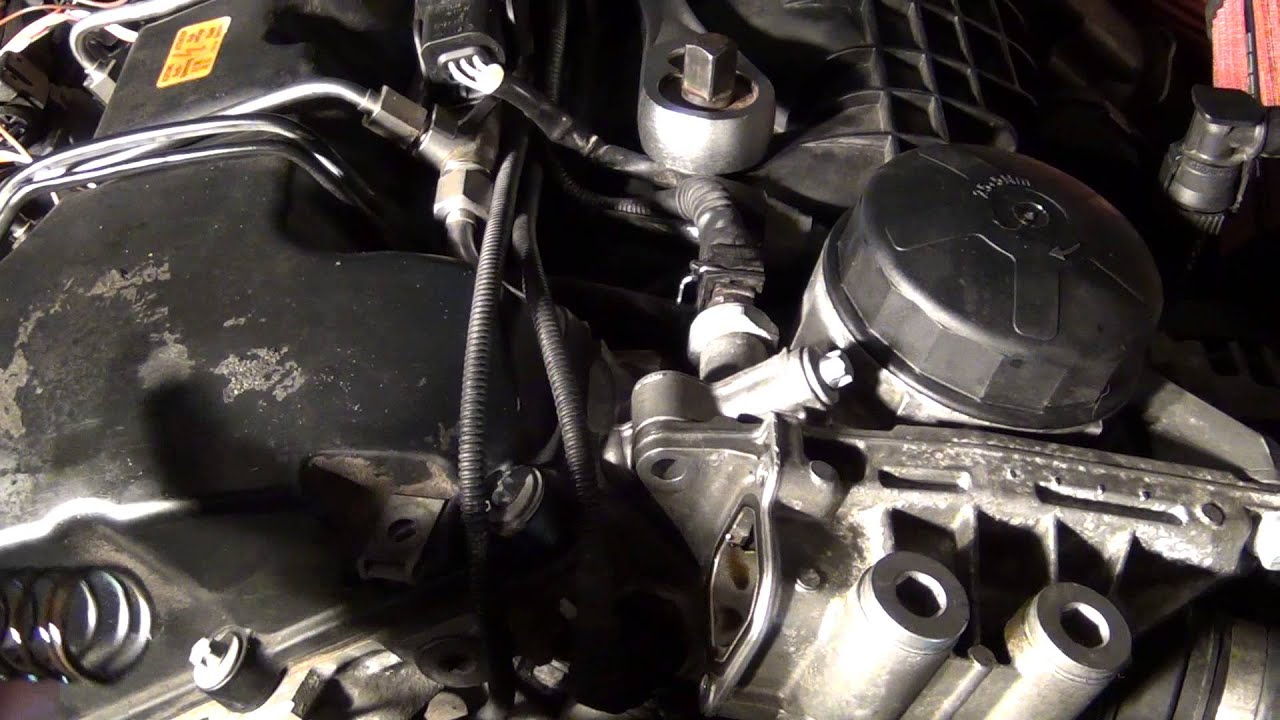 How To Bypass The Bmw 335i Oil Thermostat For Free Youtube