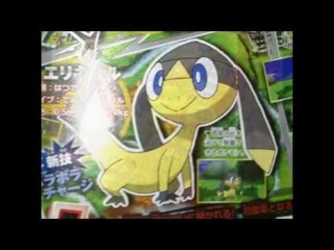 Pokemon X and Y - Custom Characters, New Pokemon, Region (May 11 2013)