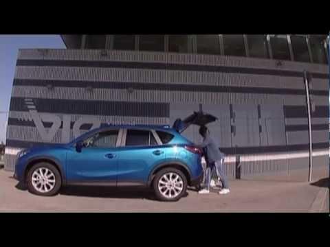 2013 Mazda CX-5 Diesel / Тест-драйв