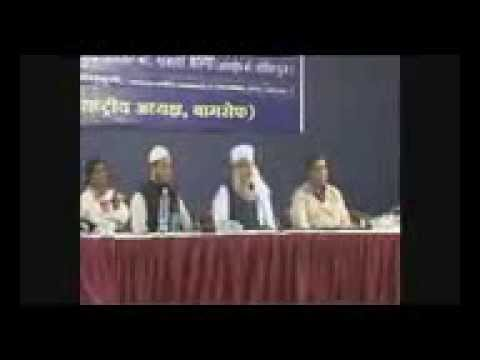 Indian Freedom - Aazadi - Moulana Sajjad Nomani Sahab (d.b.) video