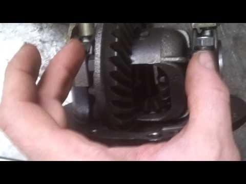 Видео ремонт редукторов