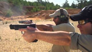 Springfield Armory's XDm 5.25 Competition Series Pistol