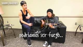 Justin Bieber Video - Take You (Acustic) - Justin Bieber (Traducida al español)