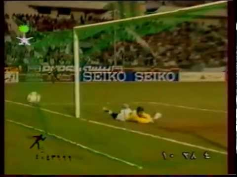 الشباب × المحرق البحريني  4 / 0  ـ  بطولة الخليج 1993