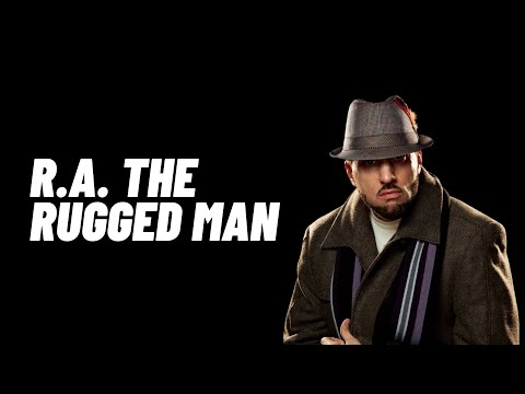 R.A. The Rugged Man talks Legends Never Die, Talib Kweli, and happiness