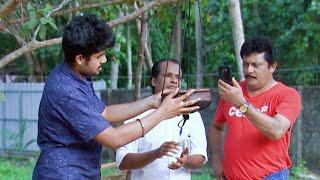 Thatteem Mutteem l EPI - 87 The next trap for Arjunan and Kamalasanan!