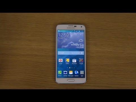 How To Take Samsung Galaxy S5 Screen Shot / Capture / Screen Print