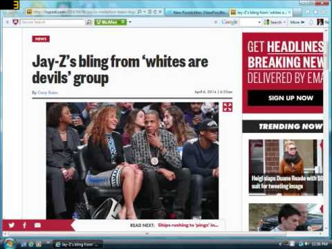 Jay Z, Five Percenters and White Devils