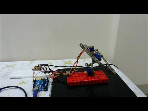 Easy and Simple Arduino Robot Arm - Pinterest