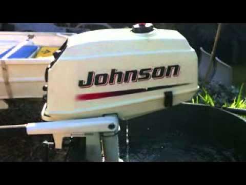 запчасти на лодочного мотора джонсон 3.5