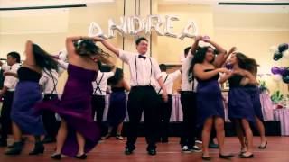 Andrea's Debut/Graduation Party Grand Cotillion Waltz Can I Have This Dance - High School Musical 3