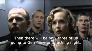 Hitler finds out Tom is organising a Stag Do...