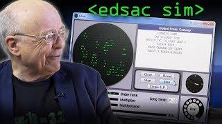 EDSAC Simulator - Computerphile