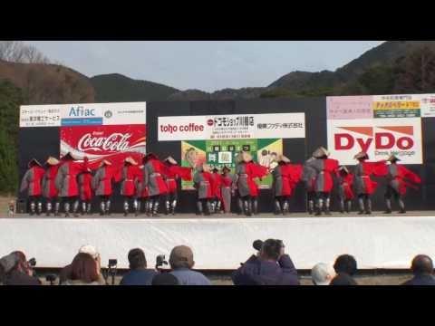 童謡連 手鞠 ~川棚温泉 舞龍祭2011