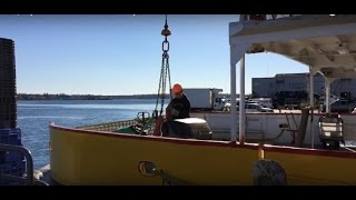 Jeff, Captain/Deckhand at Casco Bay Lines