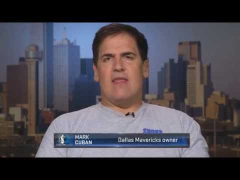 Mark Cuban interview on Inside The NBA