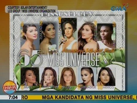UB: Miss Nicaragua, nanguna sa top 10 picks ng pageant website ng 'Missosology'