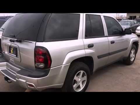 2005 Chevrolet TrailBlazer LS in Lubbock, TX 79424