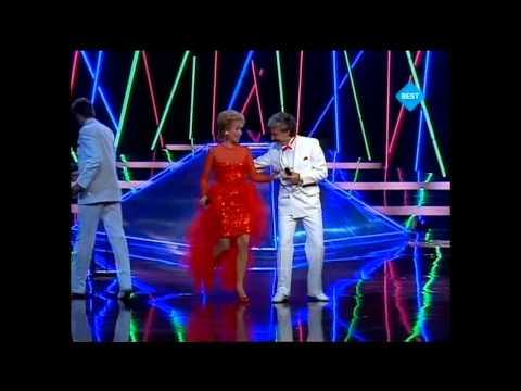 Vi maler byen rød - Denmark 1989 - Eurovision songs with live orchestra