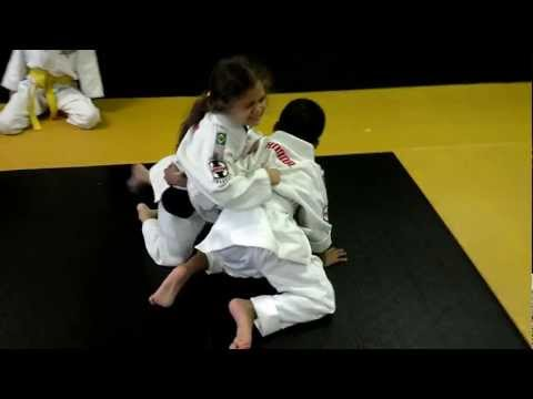 Kids 2013  BJJ Training Video 4