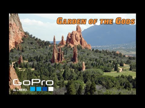 Garden of the Gods in Colorado Springs, CO