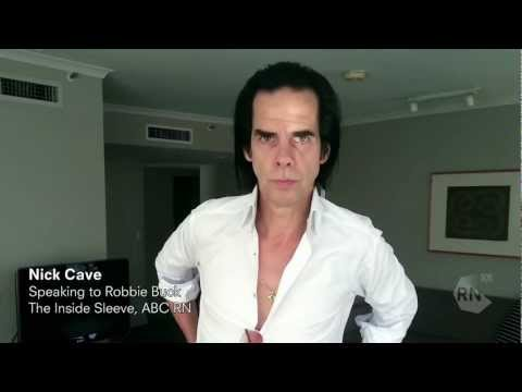 Nick Cave on &#039;Push The Sky Away&#039; [HD] Inside Sleeve, ABC Radio National